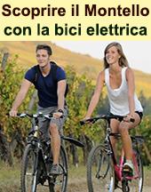 il Montello in bici elettrica